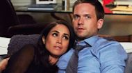 Meghan Markle's 'Suits' Co-Star Patrick J. Adams Defends Her Against 'Toxic' Royal Family