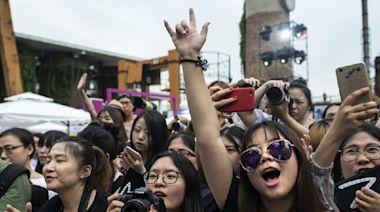中國整頓追星文化 騰訊與民航局都出手嚴打