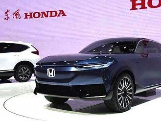 【2021 上海車展】內地合資研發!Honda 2款全新電車展內率先曝光 - DCFever.com