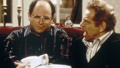 Jerry Stiller Had Jason Alexander Literally Rolling On the Floor Laughing In This Incredible Seinfeld' Outtake