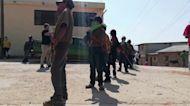 Mexican village arms children against cartels