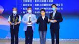 中市府首屆公共工程獎 盧秀燕表揚肯定獲獎團隊 | 蕃新聞