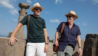 'The Trip to Greece' Review: Rob Brydon and Steve Coogan End Comedy Series with Bittersweet Dessert