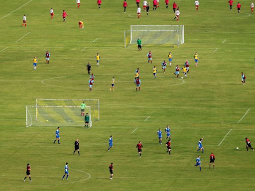 £550m investment in grass-roots football safe despite omission from Spending Review
