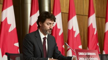 COVID-19 in Canada: 'What we are living through is a horrific national tragedy,' PM warns alluding to 'difficult' times ahead