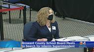Broward School Board Meeting On New Superintendent