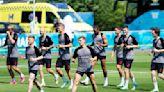 Soccer-After Eriksen shock, Denmark eye last 16 before must-win match vs Russia