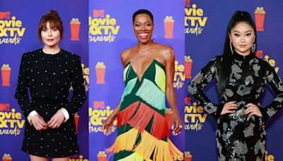 MTV Movie Awards 2021 Red Carpet: The Best Dressed Outfits & Looks