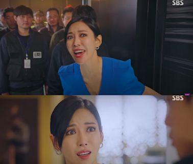 《Penthouse上流戰爭3》金素妍被讚演技瘋了!「捂嘴笑」名場面竟是本人的點子~ 網:表情包Get   Kdaily 韓粉日常