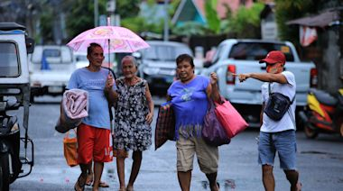 Nearly 9,000 flee homes in Philippines as Molave intensifies into typhoon