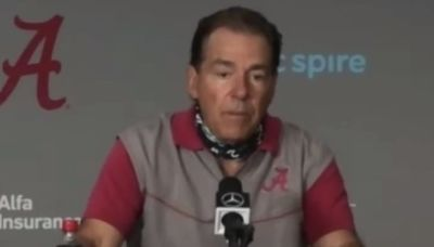 Nick Saban Press Conference after second scrimmage