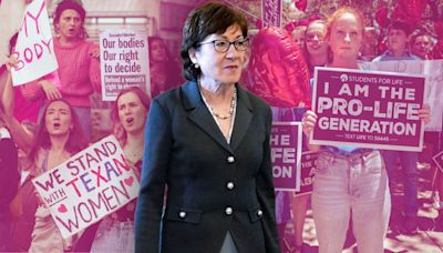 It's Time to Stop Calling Susan Collins 'Pro-Choice'