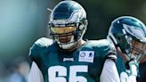 Eagles notebook: Lane Johnson to be limited in practice, Nick Sirianni doesn't want to take away Jalen Hurts' 'superpower'