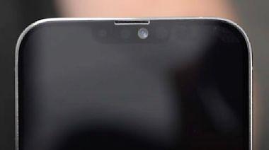 iPhone 13 Pro Max 模型機流出,小瀏海樣貌確定了?