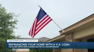 ple number one in VA loan refinancing