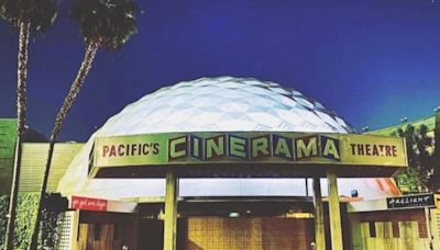 'Save the Cinerama Dome' Petition Draws Nearly 10,000 Signatures in 3 Days