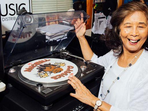 The 4-Foot-11 Grandma Who Rules Reggae