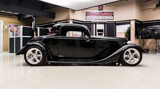 Factory Five 1933 Ford Roadster Is Ready For Cruising