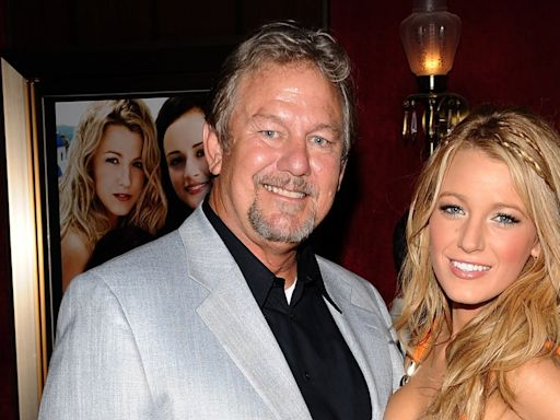 Blake Lively Pays Tribute to Late Dad Ernie on First Father's Day Since His Death