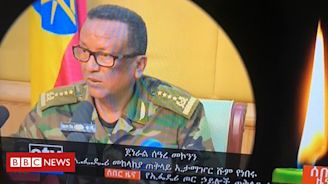 Ethiopia mourns top general 'killed in coup attempt'