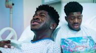 Watch Lil Nas X Give Birth to His Debut Album 'Montero'