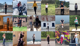 Watch Riverdance Cast Members Send Support to Essential Workers in a Special Tribute | Playbill