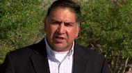 John Castillo speaks after closing arguments in Devon Erickson trial