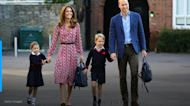 Birthday photo of Prince George released