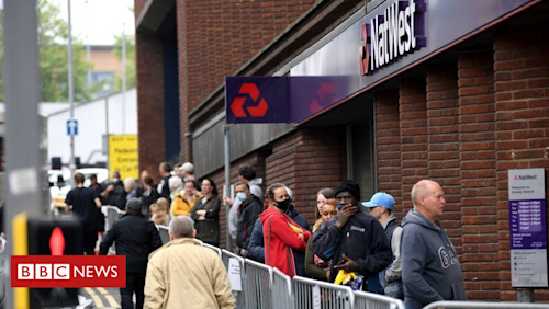 NatWest warns of 'challenging times' amid surprise profit