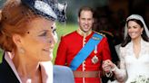 Sarah Ferguson on NOT Being Invited to Prince William and Kate Middlet