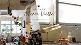 Merci Vielle|板橋暗巷內的老宅咖啡廳,在地人才知道的私密之所