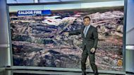 Wildfire Forecast: Mounting Winds Imperil Caldor Firefight