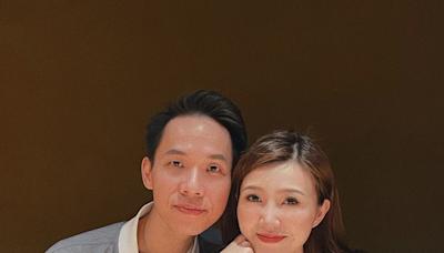 老公冧寫愛的宣言 吳若希結婚四周年紀念