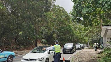 警方假期嚴打大嶼山禁區假通行證 拘60人票控93司機