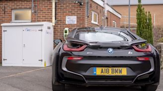 UK firm launches fuel cell charge point for electric cars – but will hydrogen power our electric dreams?