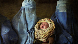 Giving birth under the Taliban