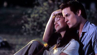 Shane West says he and Mandy Moore 'both had a little bit of a crush' on each other