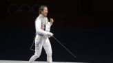 Olympics-Fencing-US fencer Lee Kiefer wins gold in women's foil individual