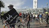 Bicycles have enjoyed a boom during the pandemic. Will it last as car traffic resumes?