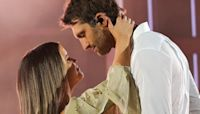 Maren Morris and Husband Ryan Hurd Share Passionate Kiss During 2021 ACMs Performance
