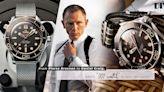 占士邦007:秘密武器藏在手錶中!Omega、Rolex、Seiko,你最喜歡那一款鐵金剛手錶? | Wayne Hui-尋寶人
