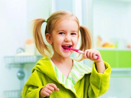 兒童牙膏要含氟才能預防蛀牙嗎?(組圖) - 張玉蘭 - 療養保健