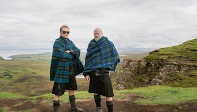 'Men in Kilts' Recap: Sam Heughan Visits Jamie Fraser's 'Outlander' Castle