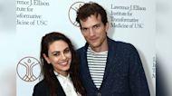 Ashton Kutcher & Mila Kunis Are All Smiles On Rare Red Carpet Date Night