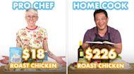 $226 vs $18 Roast Chicken: Pro Chef & Home Cook Swap Ingredients