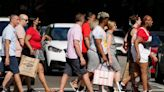 US consumer price inflation shows signs of easing