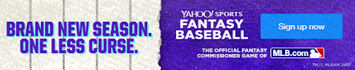Yahoo Sports Fantasy Baseball