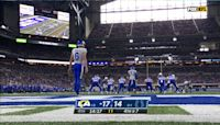 McVay is furious after Rams' special teams mistake leads to Colts TD
