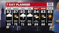 Chicago Weather: Downpours And Storms To The South
