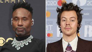 Billy Porter Slams Harry Styles' Dress on 'Vogue' Cover: 'He Doesn't Care'